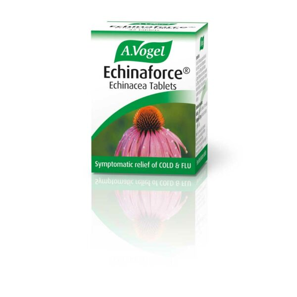 a vogel echinaforce echinacea tablets tabs