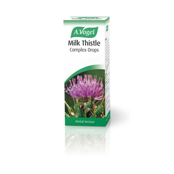 a vogel milk thistle ml