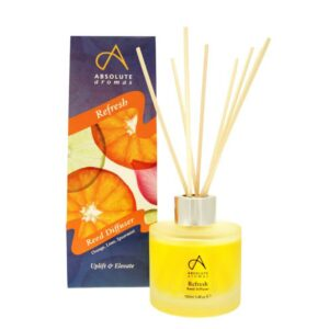 absolute aromas refresh reed difuser 1