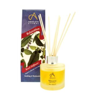 absolute aromas relaxation reed difuser 1