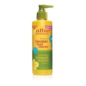alba hawaian facial cleanser 1