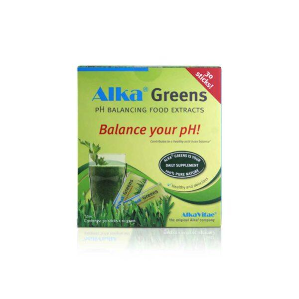 alka greens sticks