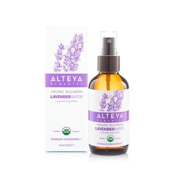 alteya floral waters organic lavender water 120ml 1