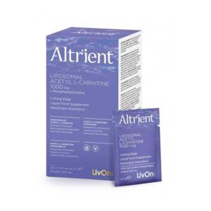 altrient alc liposomal acetyl l carnitine 1