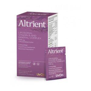 altrient b liposomal vitamin b complex 1