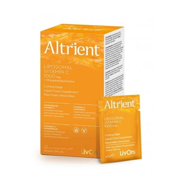 altrient c liposomal vitamin c by livon 1