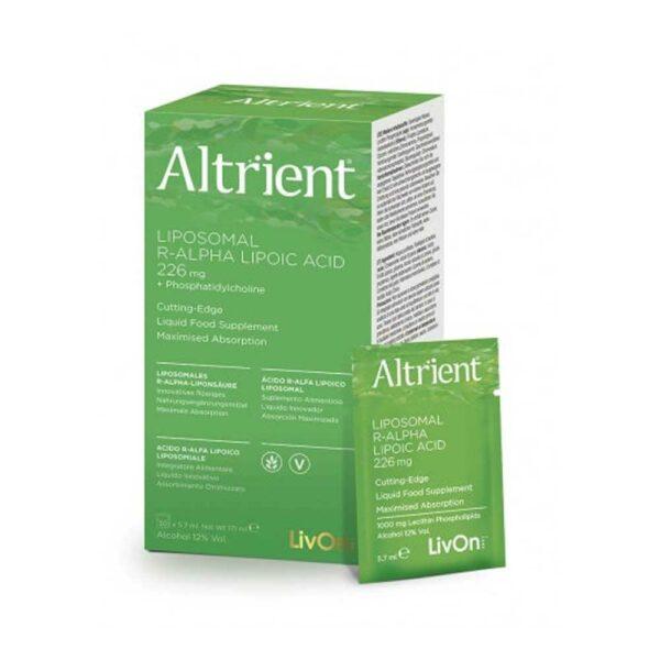 altrient liposomal r alpha lipoic acid 1