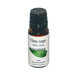 amour natural clary sage 10ml 1