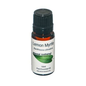 amour natural lemon myrtle 10ml 1