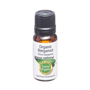 amour natural organic Bergamot10ml 1