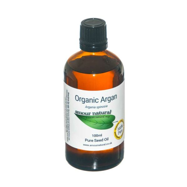 amour natural organic argan 100ml