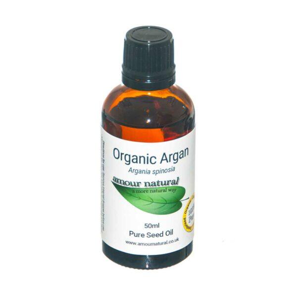 amour natural organic argan 50ml 1
