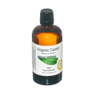 amour natural organic castor 100ml 1