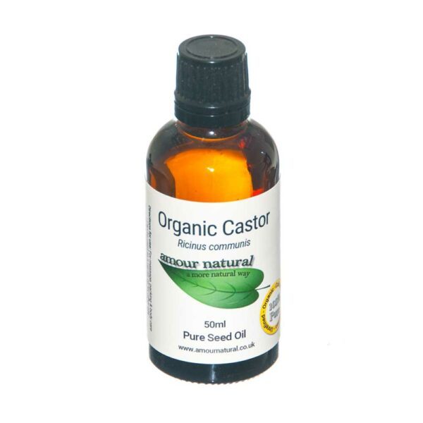 amour natural organic castor 50ml 1