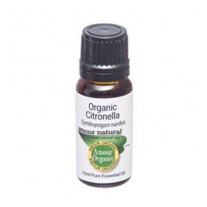 amour natural organic citronella 10ml 1