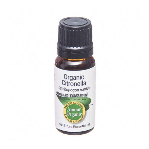 amour natural organic citronella 10ml 1