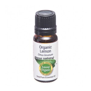 amour natural organic lemon 10ml 1
