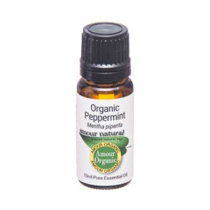 amour natural organic pepermint 10ml 1