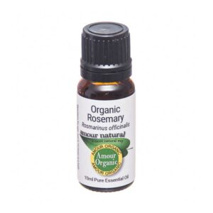 amour natural organic rosemary 10ml 1