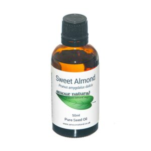 amour natural sweetalmond 50ml 1