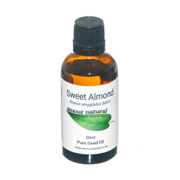 amour natural sweetalmond 50ml 1