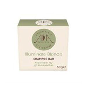 amphora aramatics shampoo bar illuminate blonde 1