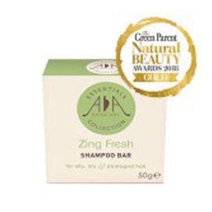 amphora aramatics zing fresh shampoo bar 1