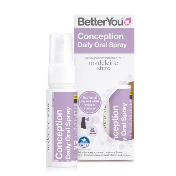 better you conception oral spray