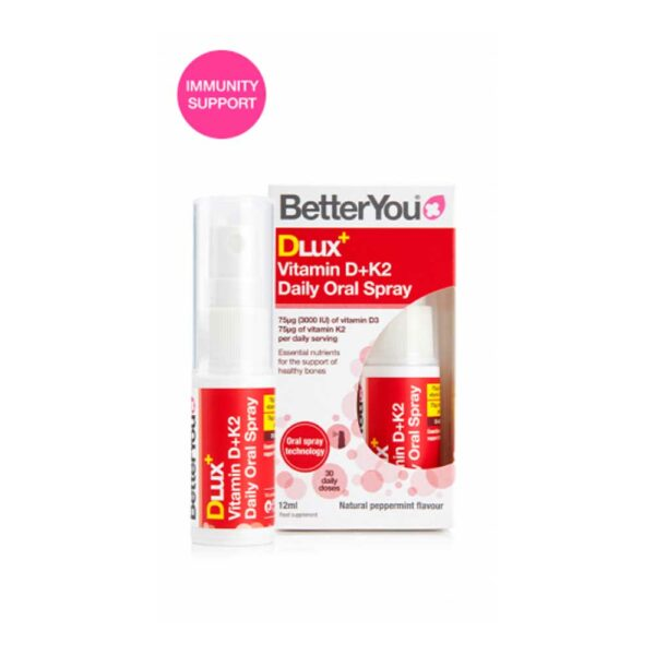 better you dlux d plus k2 oral spray 1