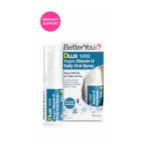 better you dlux1000 vegan oral spray 1