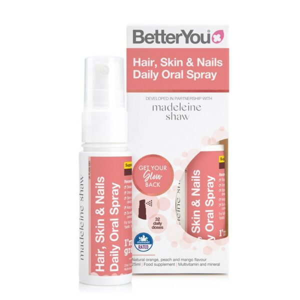 better you hair skin nails