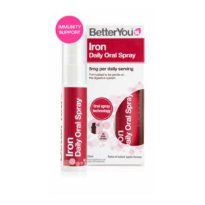 better you iron daily oral spray 1