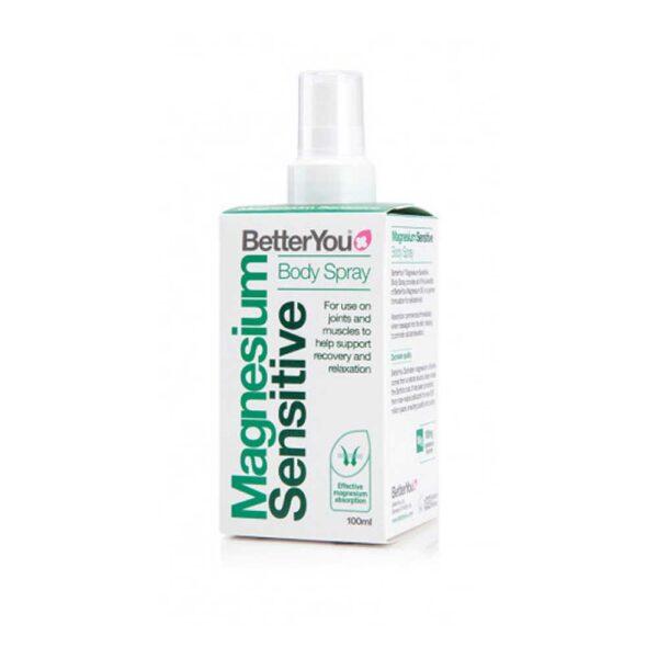 better you magneisum sensitive body spray 1