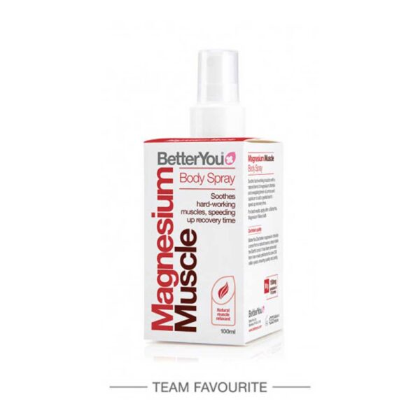 better you magnesium muscle spray category 1