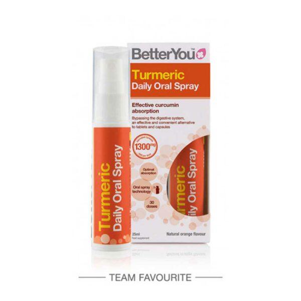 better you turmeric oral spray 1