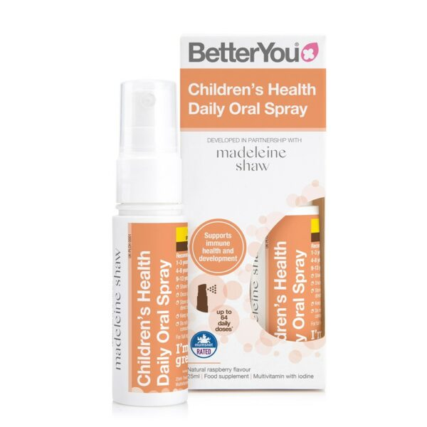 betteryou childrens health spray