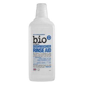 bio d dishwasher rinse aid 750ml 1