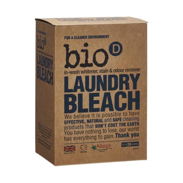 bio d laundry bleach 400