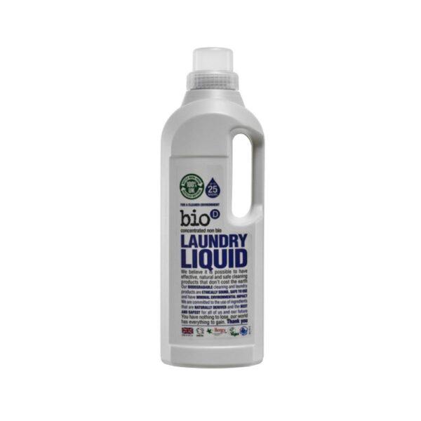 bio d laundry liquid 750ml