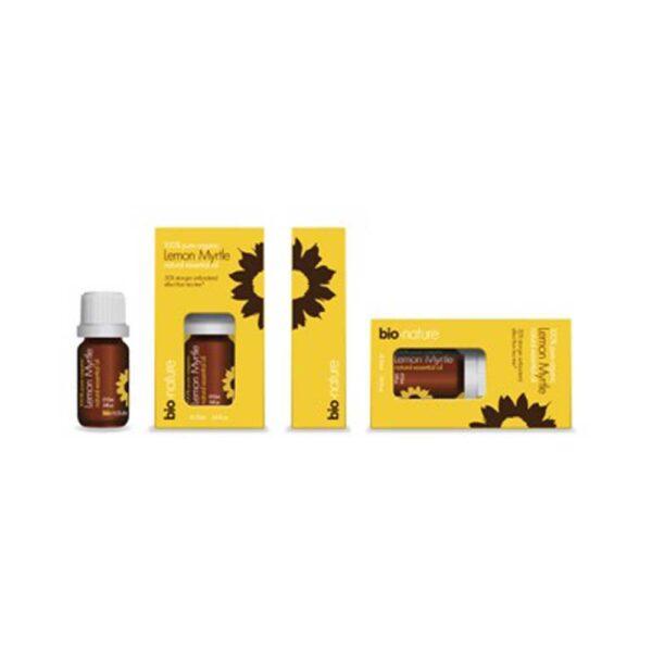 bio nature lemon myrtle essential oil 1