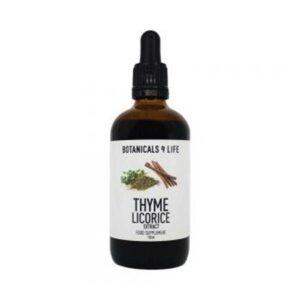 botanicals life thyme and liquorice