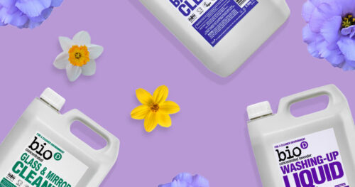 cleaning product eco refills