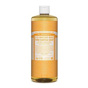 dr bronners citrus castile 946ml 1