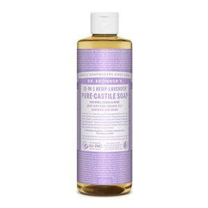 dr bronners lavender castile 473ml 1