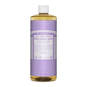 dr bronners lavender castile 946ml 1