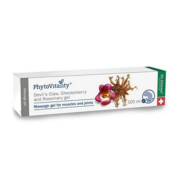 dr dunner phytovitality devils claw gel