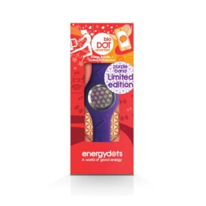 energydots bio dot purple bioband medium 1