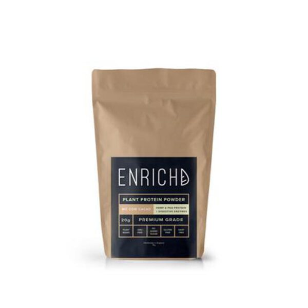enrichd plant based no cow cacao protein 1