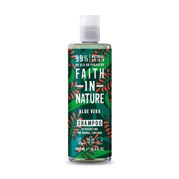 faith in nature aloe vera shampoo 1