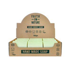 faith in nature aloe vera soap bar 1